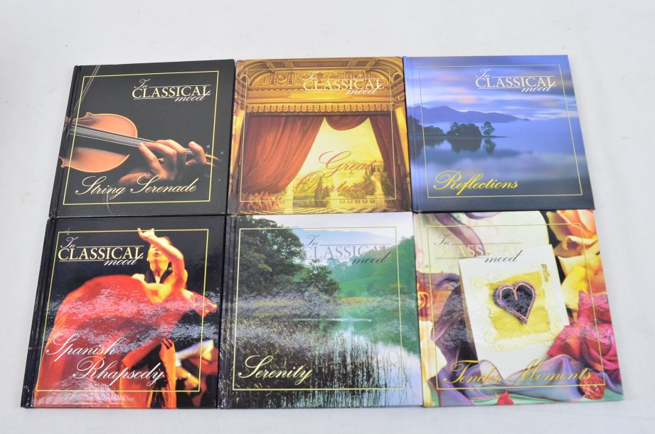 The Classical Mood CD Box Set Collection 48 Cd's With Booklets 9