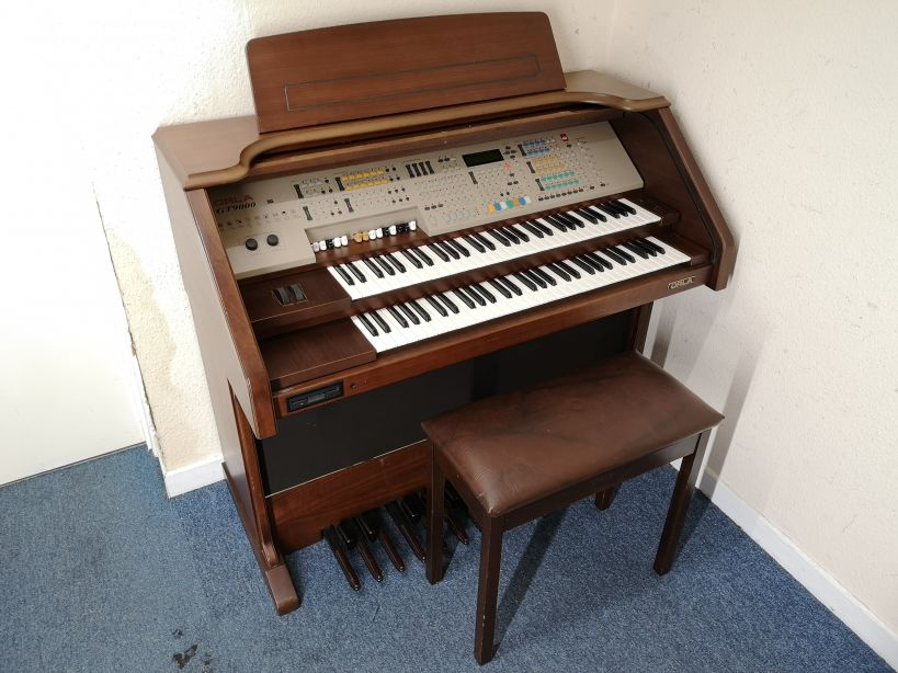 Orla GT9000 Electric Church Style Organ with Stool