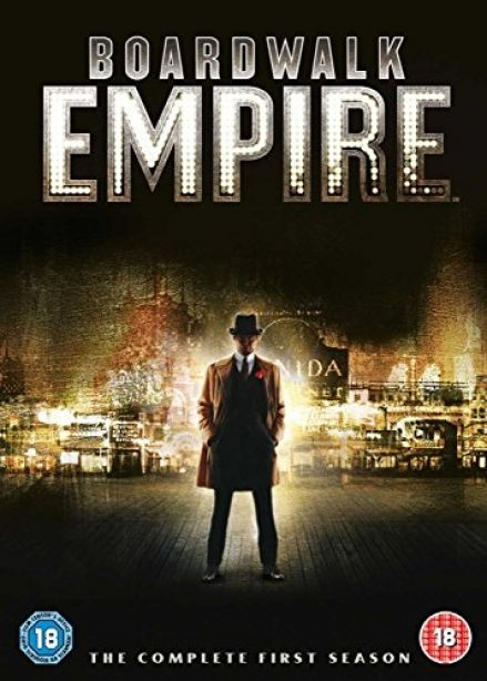Boardwalk Empire - Series 1 - Complete (DVD, 2012, 5-Disc Set, Box Set)