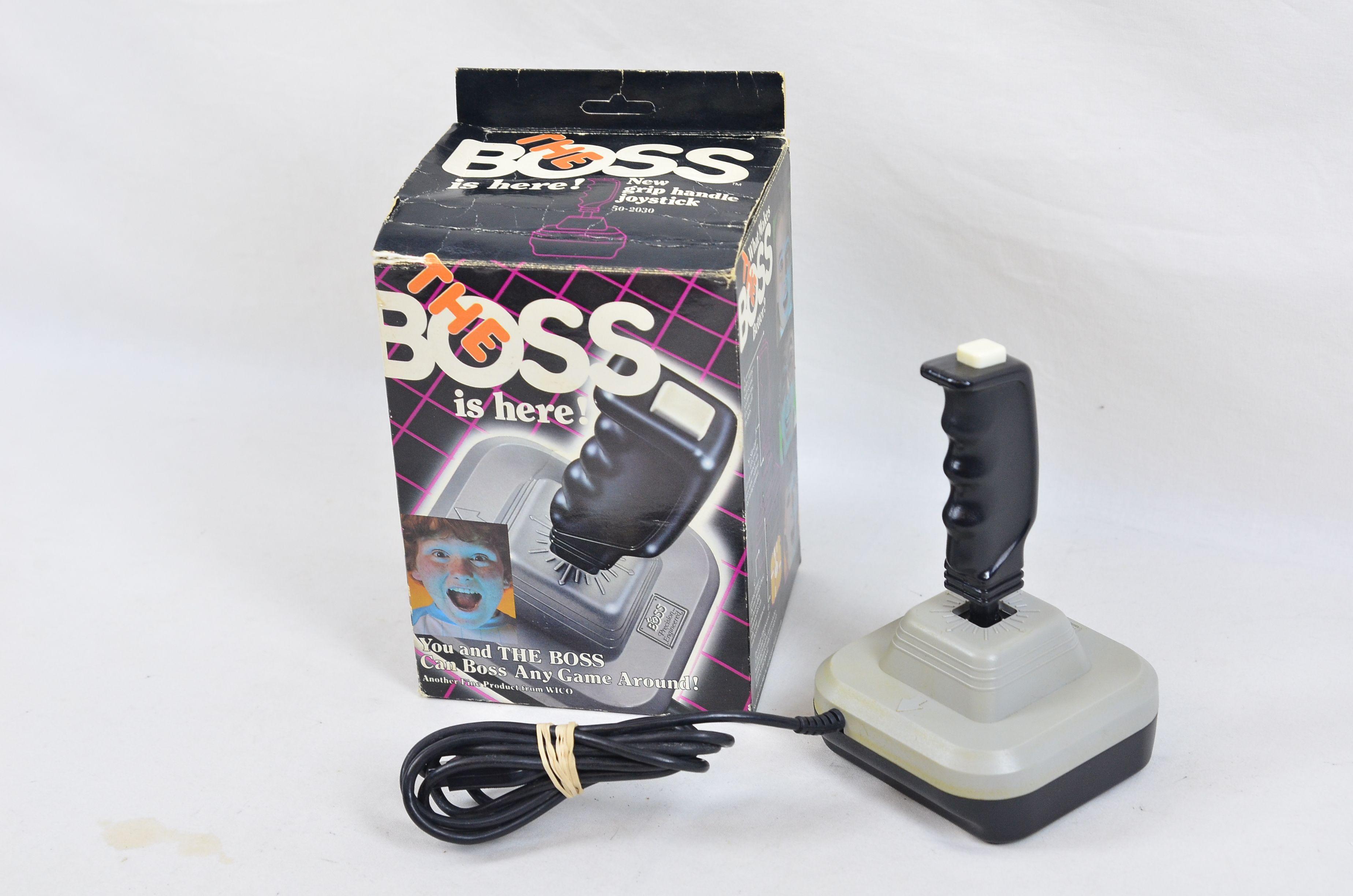 Wico The Boss Joystick Controller 50-2030 for Atari/Commodore 64/VIC-20 - Boxed 1