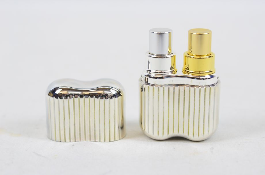 Links London for Viyella Silver Plated Double Perfume Atomiser 4