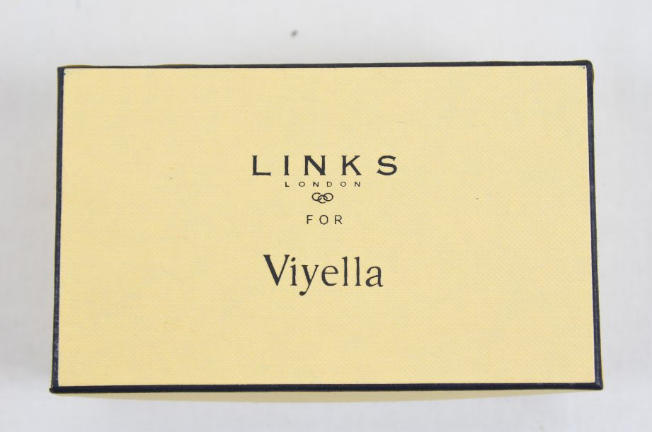 Links London for Viyella Silver Plated Double Perfume Atomiser 8