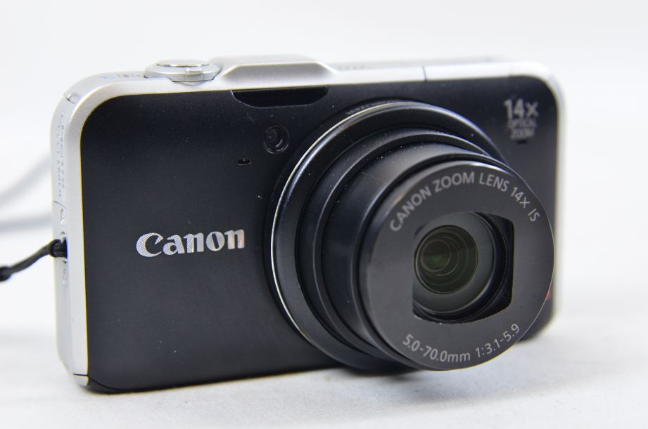 Canon PowerShot SX230 HS 12.1MP Digital Camera - Black + 2GB SD Card 1