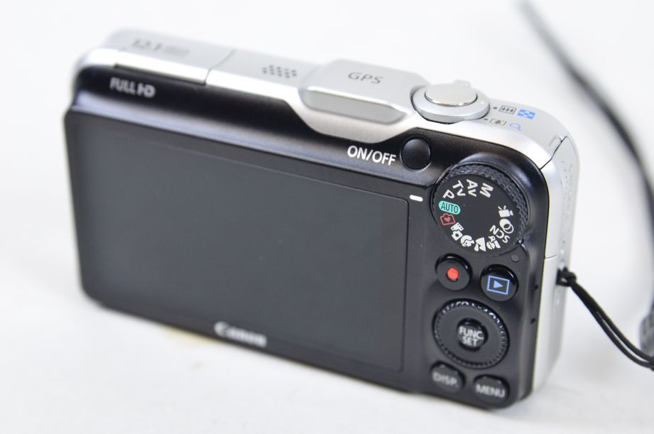 Canon PowerShot SX230 HS 12.1MP Digital Camera - Black + 2GB SD Card 4