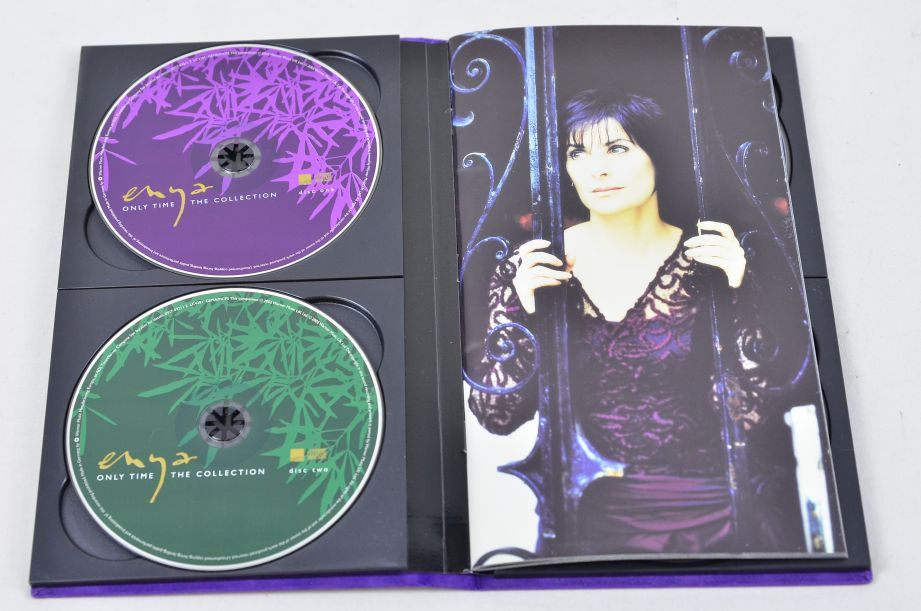 Enya - Only Time - The Collection (4 CD Box Set, 2002) 2