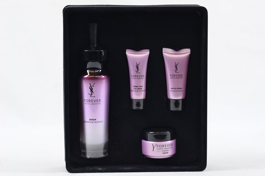 YSL Forever Youth Liberator Gift Set - Serum Nutri Creme Y-Shape Creme Eye Cream 2