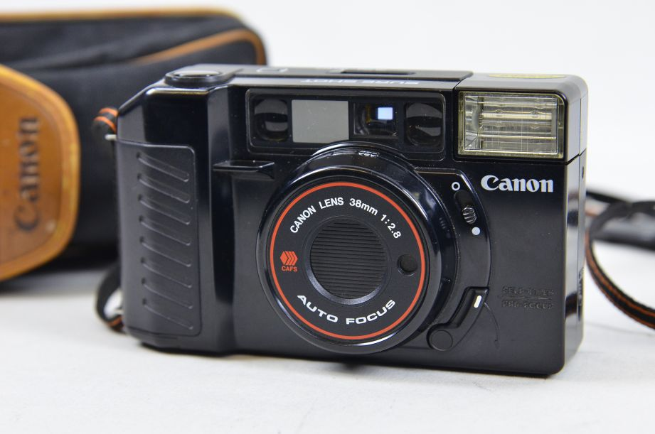 Canon AF35M II Sure Shot 38mm f/2.8 Compact 35mm Film Camera 1