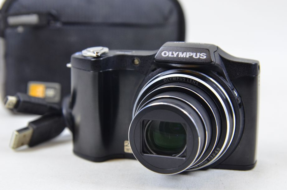 Olympus S Series SZ-14 14.0MP Digital Camera - Black 1