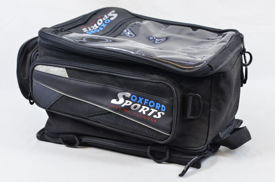 Oxford Sports Lifetime Luggage Quick Release Magnetic Motorcycle Tank Bag 1