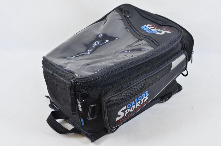 Oxford Sports Lifetime Luggage Quick Release Magnetic Motorcycle Tank Bag 3