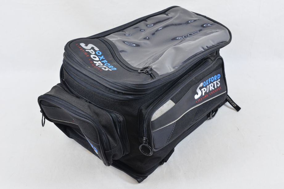Oxford Sports Lifetime Luggage Quick Release Magnetic Motorcycle Tank Bag 5