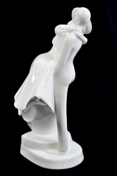 """Royal Doulton Images """"Over The Threshold"""" Wedding Figurine HN3274 3"""