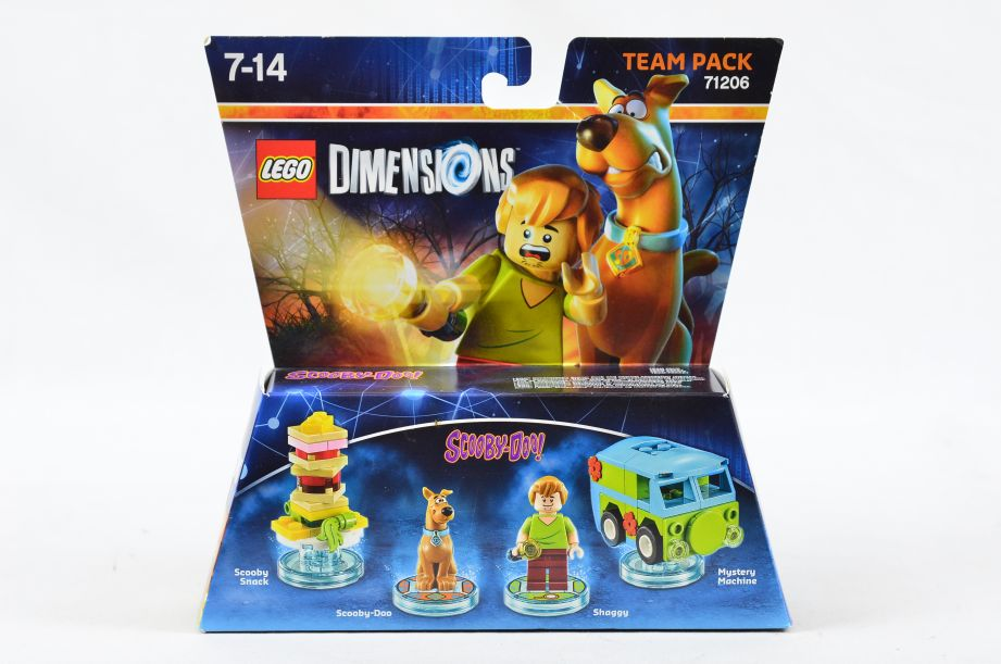 LEGO Dimensions Scooby-Doo Team Pack 71206 1