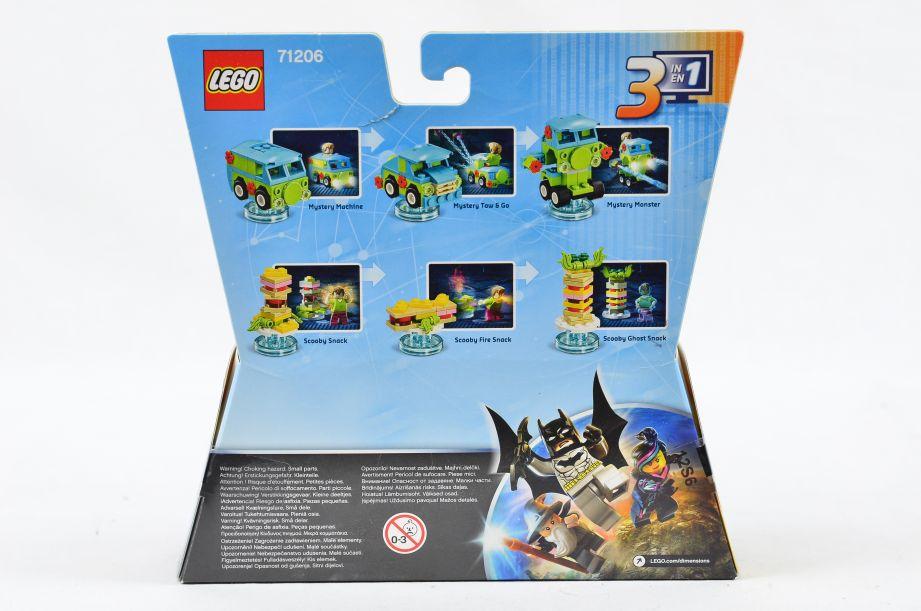 LEGO Dimensions Scooby-Doo Team Pack 71206 2