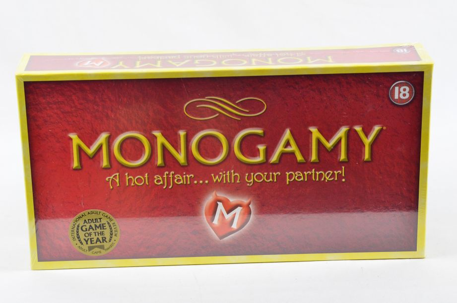 Monogamy: A Hot Affair… With Your Partner, Adult Couples Board Game 1