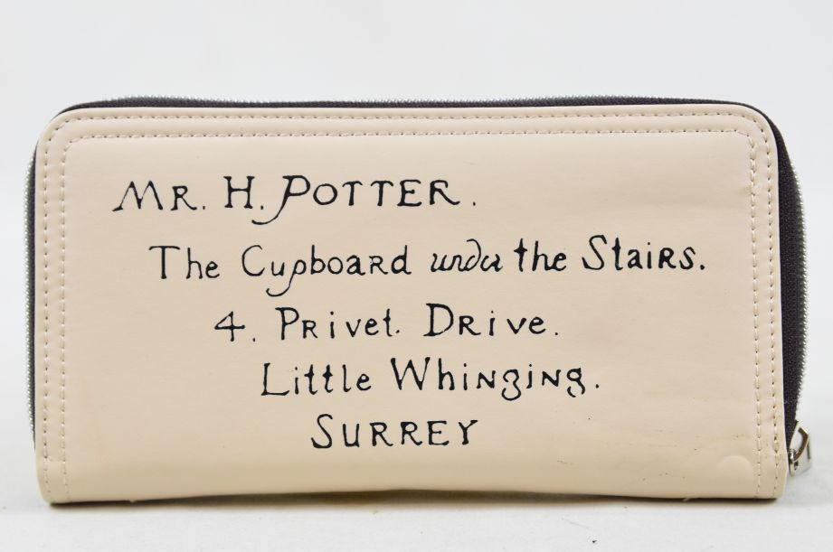 Harry Potter Cupboard Under the Stairs Hogwarts Purse
