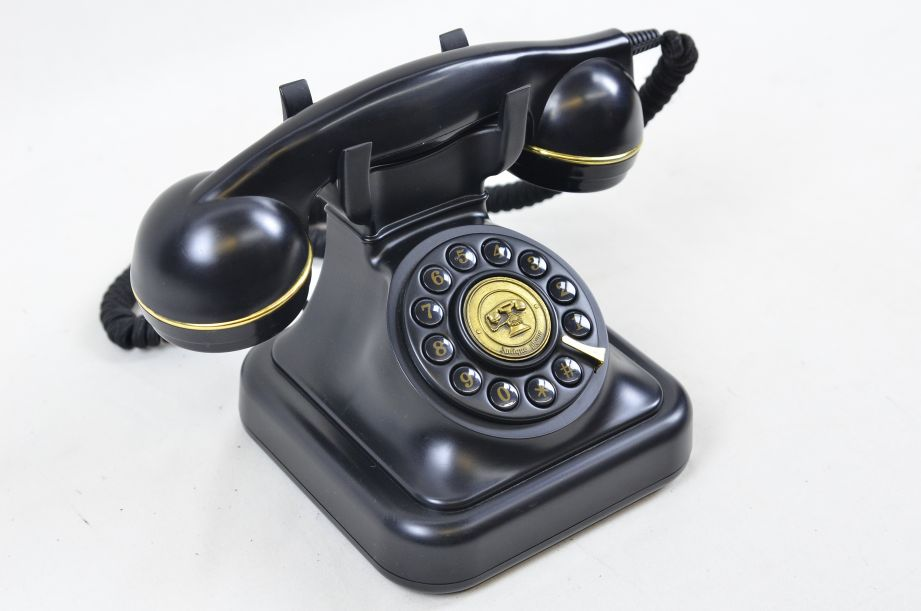 Swissvoice Vintage 20 Corded Home Telephone - Black 2