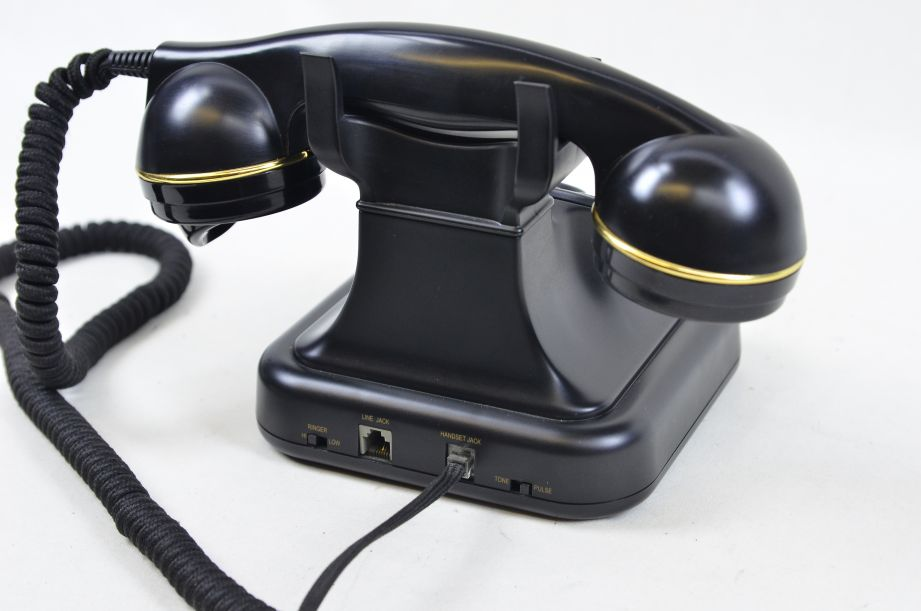 Swissvoice Vintage 20 Corded Home Telephone - Black 4