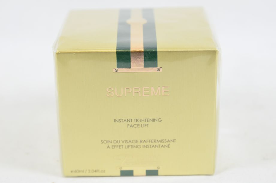 Premier by Dead Sea Supreme Instant Tightening Face Lift Skin Care 60ml