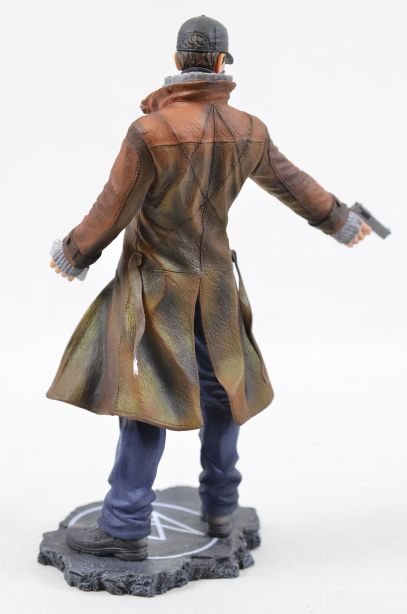 Watch Dogs Aiden Pearce Ubicollectibles Figurine PVC Statue 3