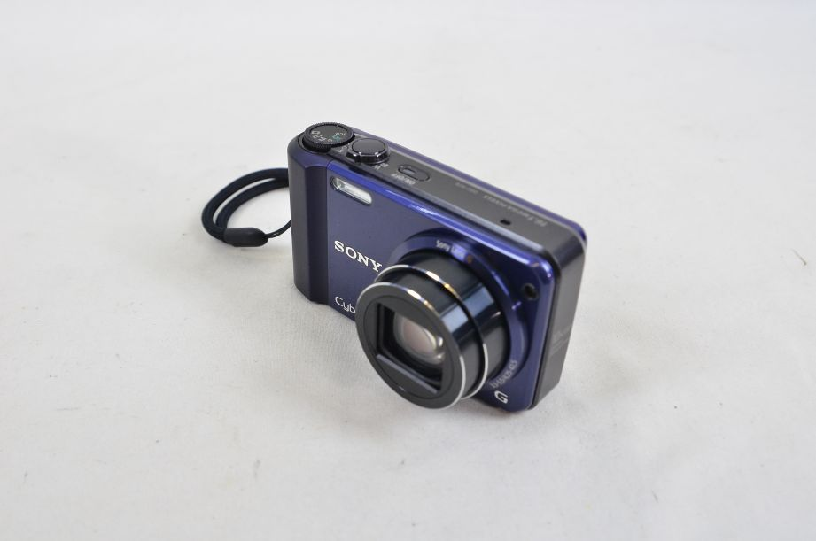 Sony Cyber-shot DSC-H70 16.1MP Digital Camera - Blue 10