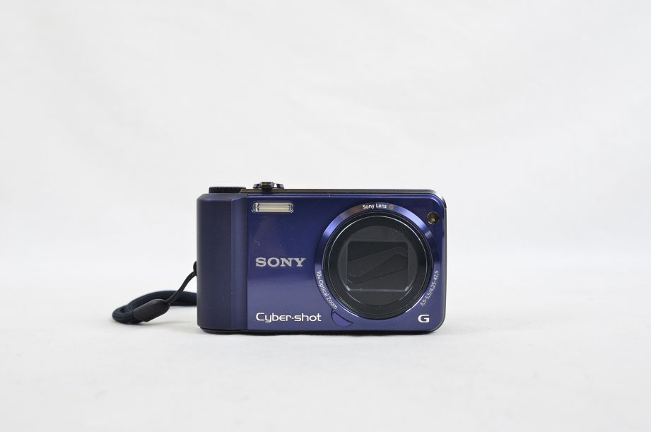Sony Cyber-shot DSC-H70 16.1MP Digital Camera - Blue 3