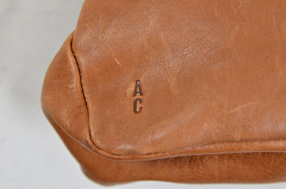 Ally Capellino Shirley Calvert Tan Leather Cross Body Handbag 10
