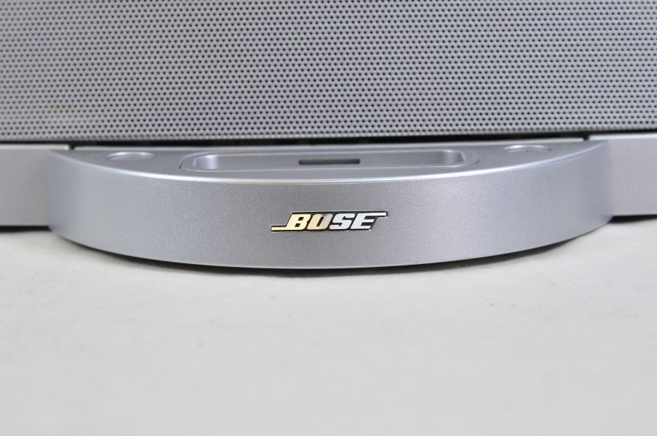 Bose SoundDock Series II Digital Music System - iPod/iPhone Dock - Silver 10