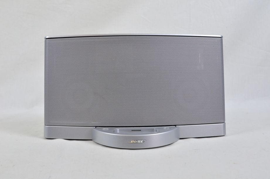 Bose SoundDock Series II Digital Music System - iPod/iPhone Dock - Silver 2