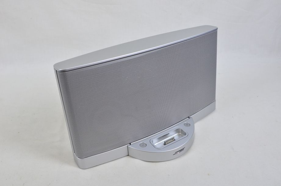 Bose SoundDock Series II Digital Music System - iPod/iPhone Dock - Silver 3