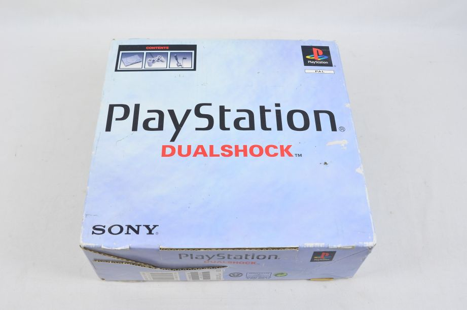 Sony PlayStation One PS1 Console PAL SCPH-9002 - Boxed 8