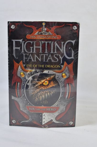 Fighting Fantasy 10 Book Collection by Steve Jackson & Ian Livingstone (2010) 2