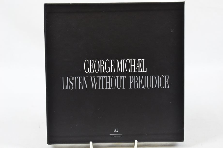 Listen Without Prejudice / MTV Unplugged (Region Free, NTSC) 4 Disc Box Set 1