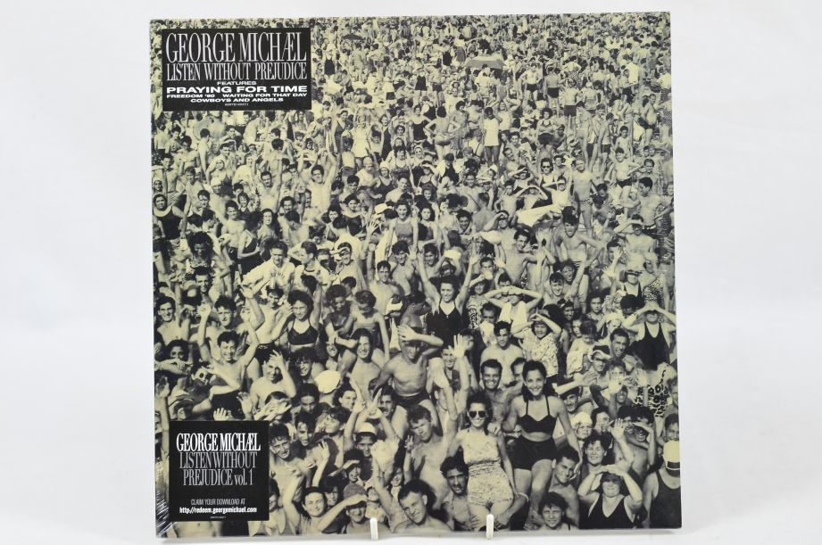 George Michael Listen Without Prejudice Vinyl Album 2017 1