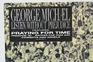 George Michael Listen Without Prejudice Vinyl Album 2017 Thumbnail 3
