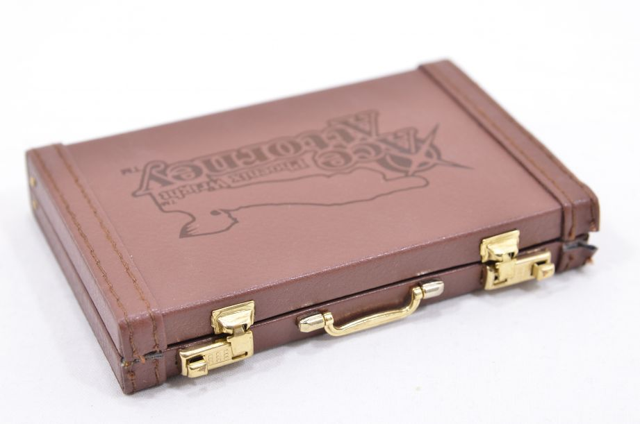 Phoenix Wright Ace Attorney Mini Briefcase Business Card Holder - Loot Crate 2