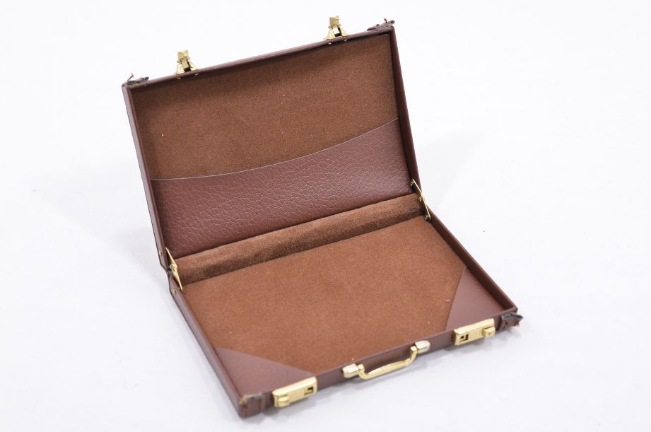 Phoenix Wright Ace Attorney Mini Briefcase Business Card Holder - Loot Crate 7