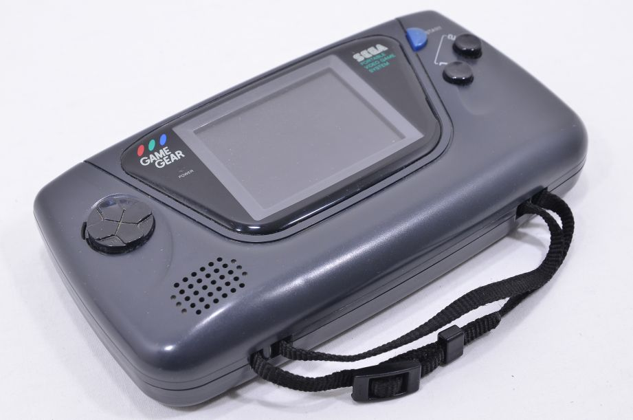 Sega Game Gear Console with Games - Faulty 2