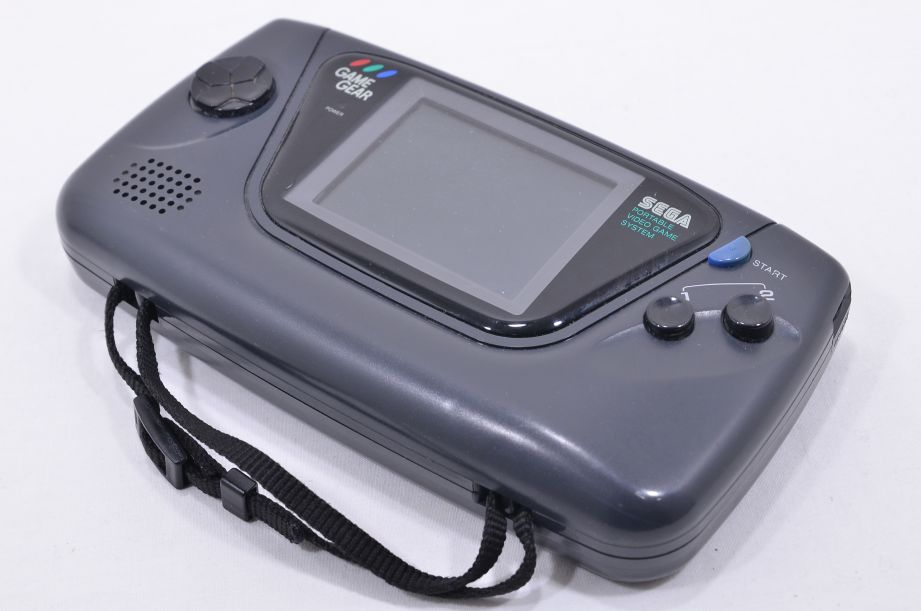 Sega Game Gear Console with Games - Faulty 3