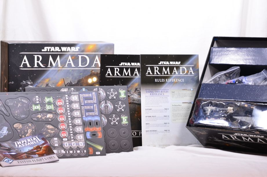 Star Wars Armada Board Game by Disney Fantasy Flight Games - Core Set