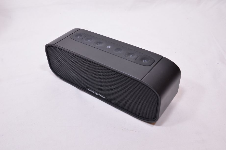 Cambridge Audio G2 Mini Portable Bluetooth Speaker - Black 10