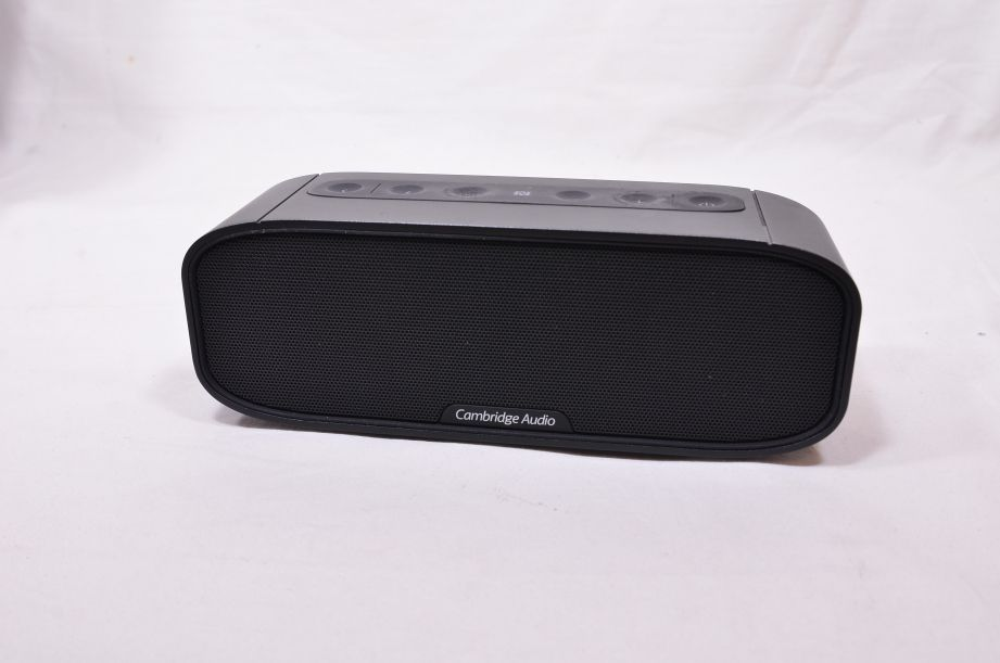 Cambridge Audio G2 Mini Portable Bluetooth Speaker - Black 12