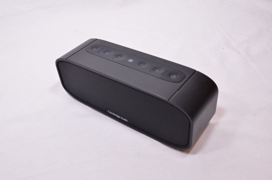 Cambridge Audio G2 Mini Portable Bluetooth Speaker - Black 13