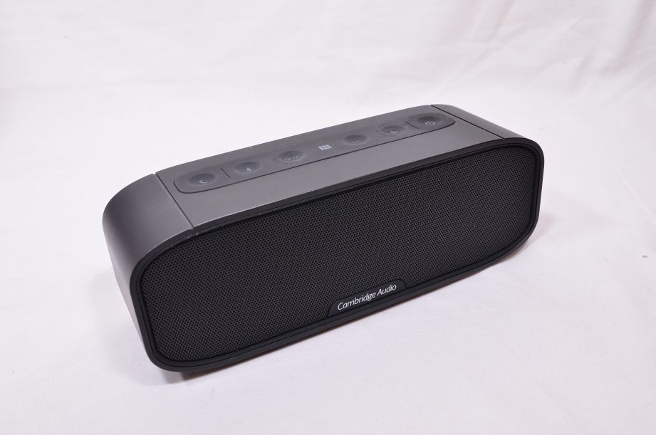 Cambridge Audio G2 Mini Portable Bluetooth Speaker - Black 9