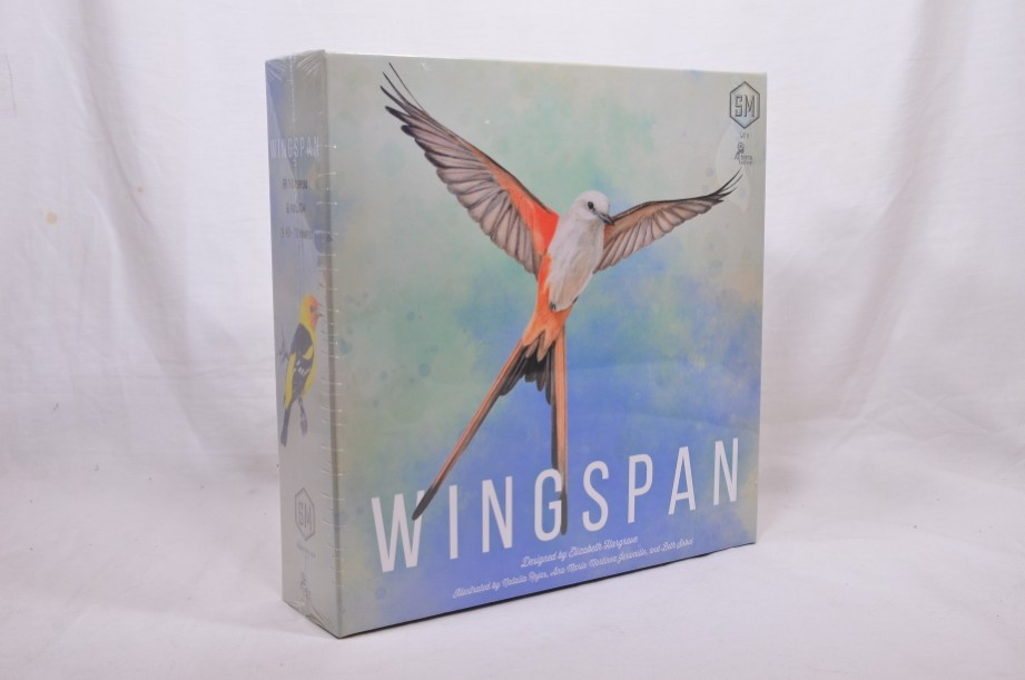 Wingspan Bird Game 1st Edition - Stonemaier Games - STM900 - Factory Sealed