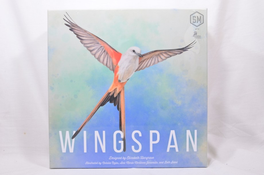 Wingspan Bird Game 1st Edition - Stonemaier Games - STM900 - Factory Sealed 2