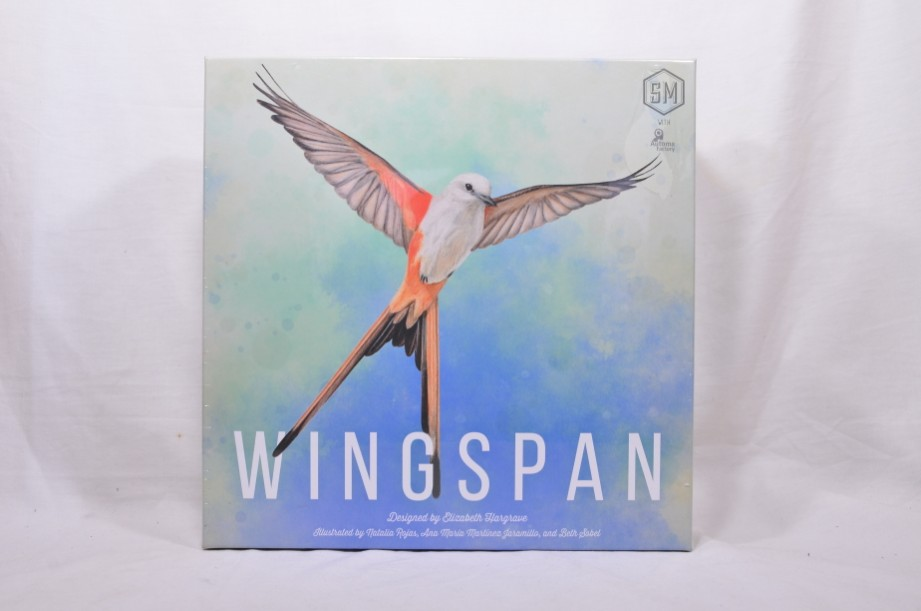Wingspan Bird Game 1st Edition - Stonemaier Games - STM900 - Factory Sealed 3