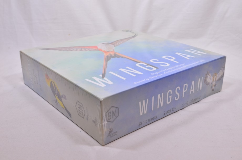 Wingspan Bird Game 1st Edition - Stonemaier Games - STM900 - Factory Sealed 5
