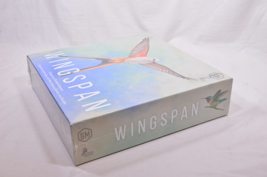 Wingspan Bird Game 1st Edition - Stonemaier Games - STM900 - Factory Sealed 6