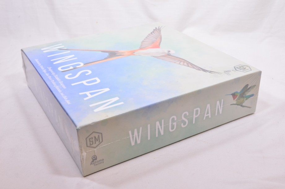 Wingspan Bird Game 1st Edition - Stonemaier Games - STM900 - Factory Sealed 7